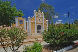 The Catholic Church at Caduaño, Los Cabos, Baja California Sur