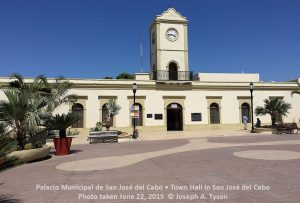 Municipal Office in San Jose del Cabo. Photo 2015, JAT_1228